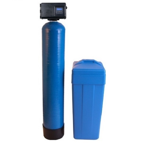 Fleck 2510 Sxt 48 000 Grains Metered On Demand Water Softener